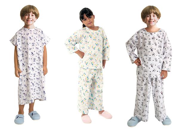 Conjunto Cirúrgico Infantil ou Juvenil